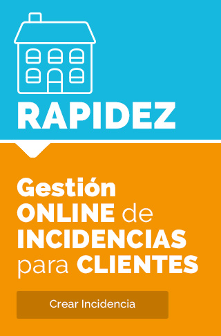 Gestión de incidencias online