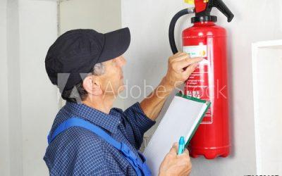 ¿Es obligatorios tener extintores en un edificio?