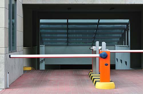 barras electromecánicas garajes aparcamientos
