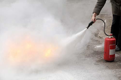 extintores pci prevencion contra incendios