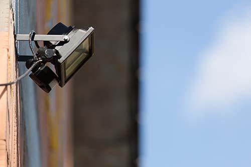 foco seguridad comunidad de vecinos