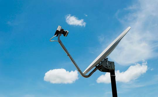 instalacion antena parabolica