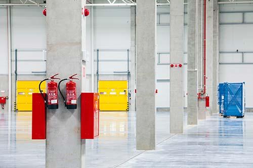 instalacion pci prenvencion contra incendios