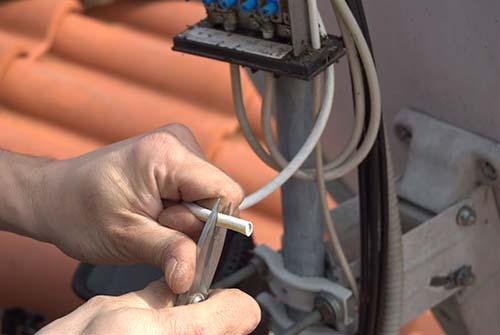 reparacion antena normavision